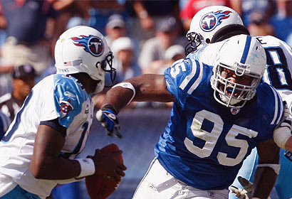 Indianapolis Colts - NFL football DVD list